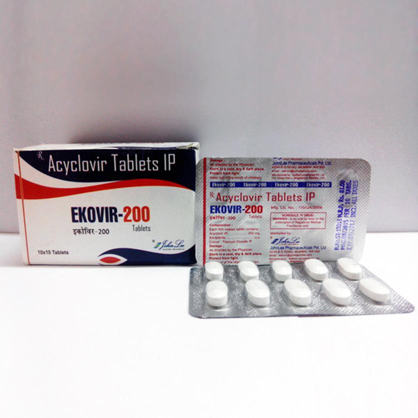 Buy Ekovir-200 online